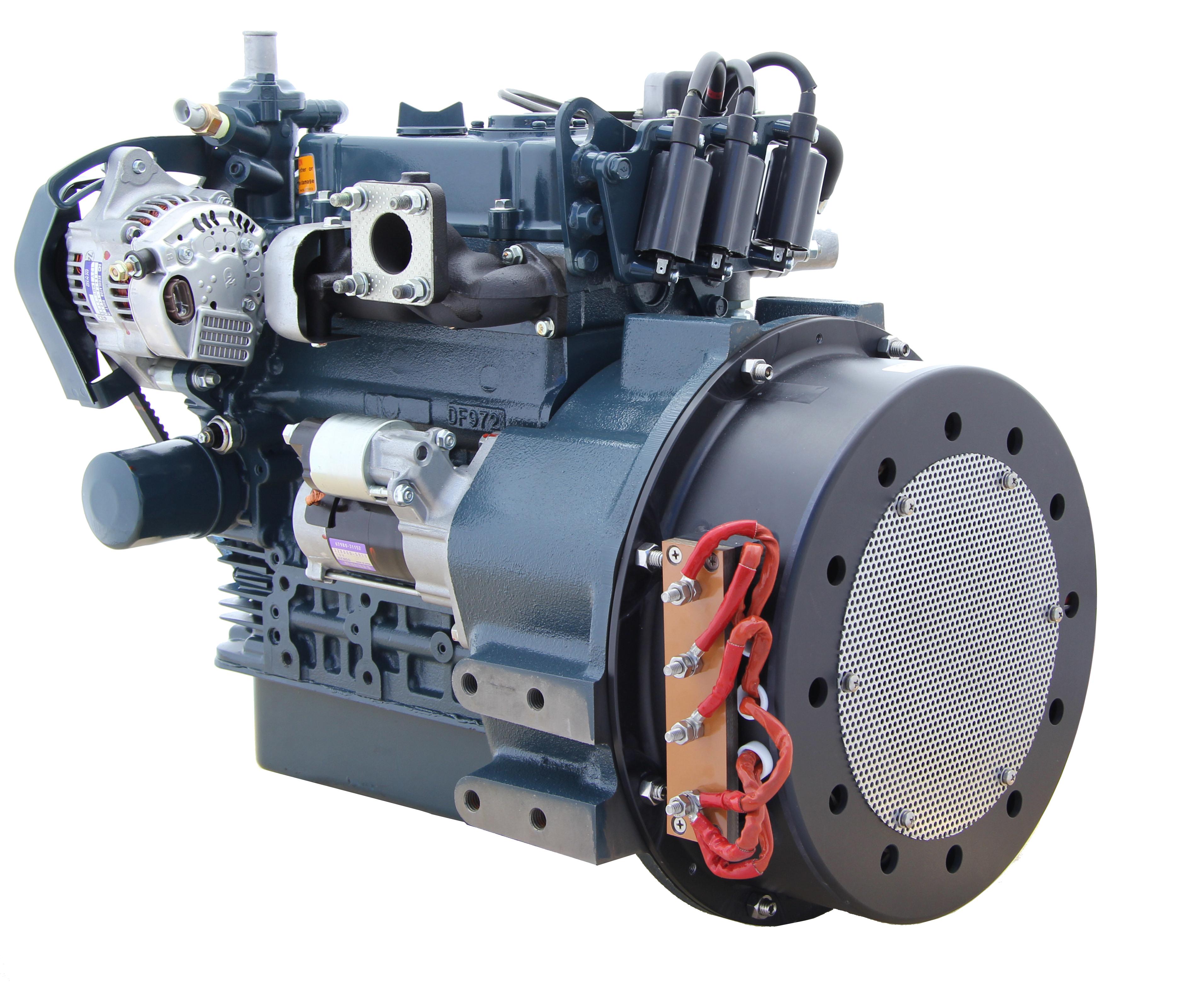 6-15 kW NG/LPG
